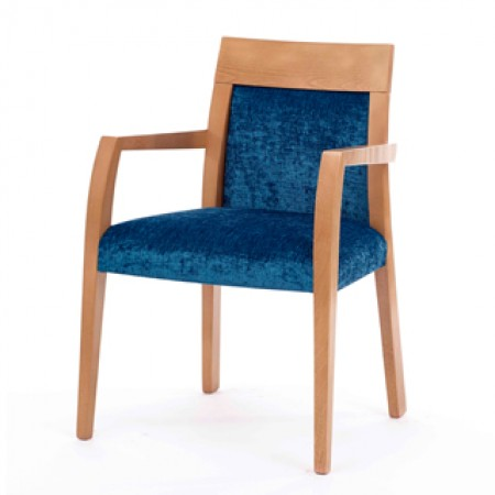 Ravenna arm dining chair