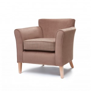 Popular Park Lane arm chair now available as a low back