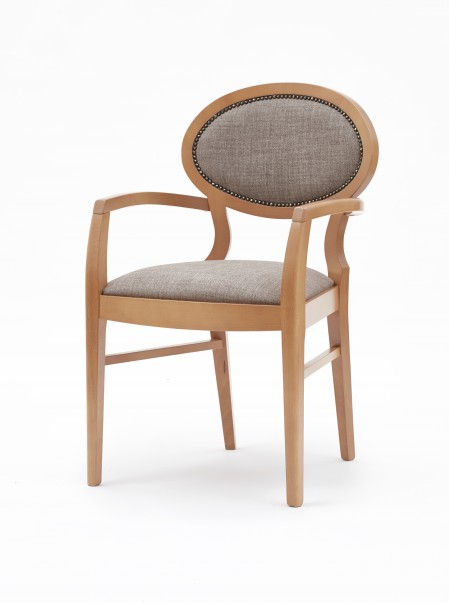 Odolo arm dining chair