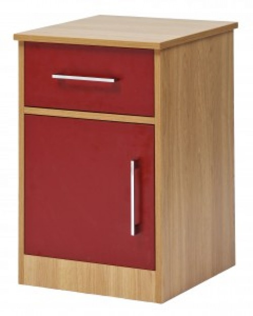 Care Home Furniture - Bedside Cabinets New Addition To The Manhattan range