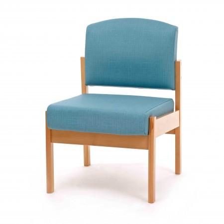 Cambridge low back hospital chair
