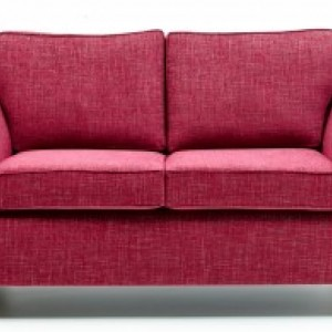 Care Home Furniture - A New Care Home Sofa With Cushion Back, Ideal Lounge Furniture
