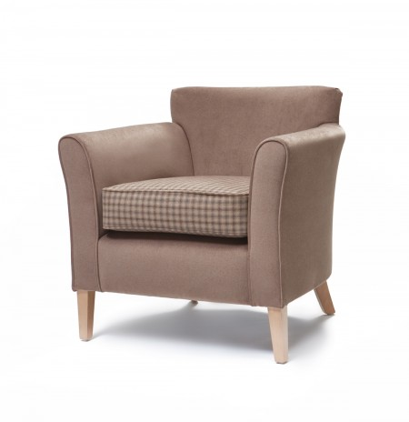 Park Lane low back lounge chair