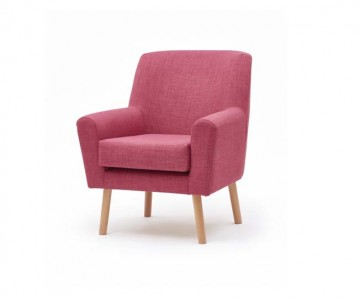 The New Lundy Chair Offers Comfort With Retro Style