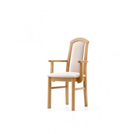 Torino arm dining chair