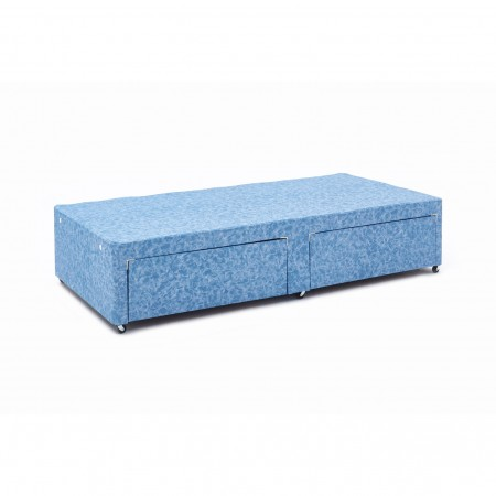 Deep divan bed base
