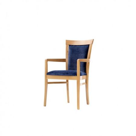 Siena arm dining chair