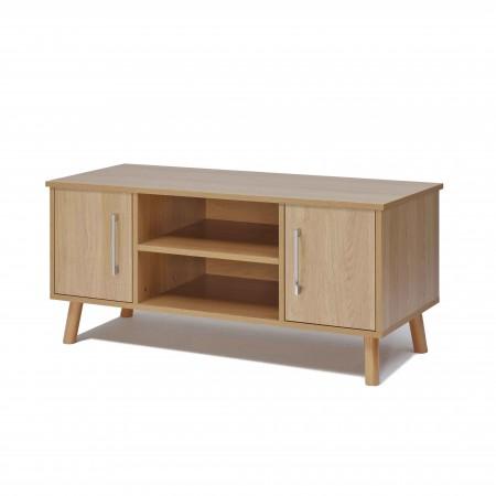 Manhattan Sideboard, low, 2 shelf