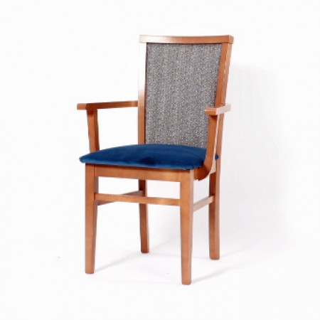 Genoa arm dining chair