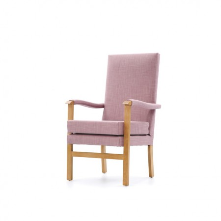 Deepdale with arm pads lounge chair