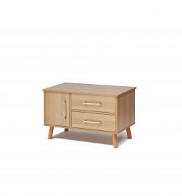 TV unit, 2 drawer
