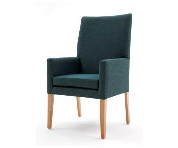 New Model - Kensington High Back Lounge chair