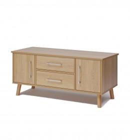 Sideboard, low, 2 drawer
