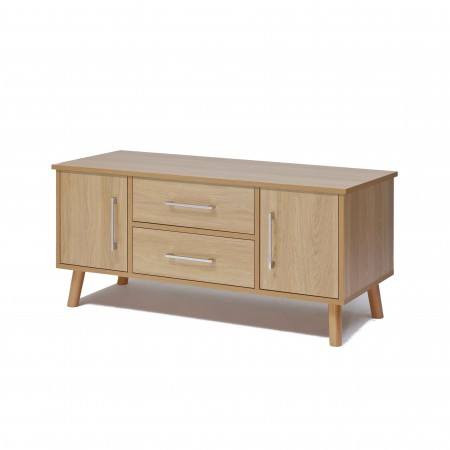 Manhattan Sideboard, low, 2 drawer