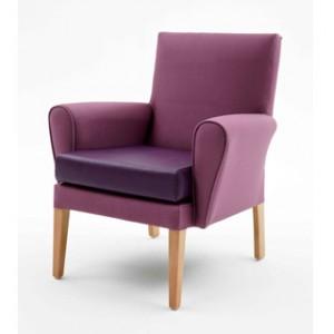 Kirkstall mid back lounge chair