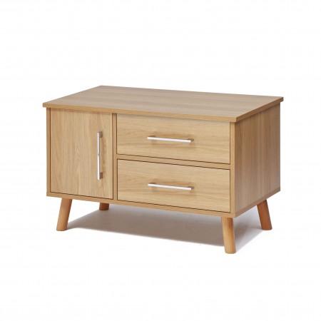 Manhattan TV unit, 2 drawer