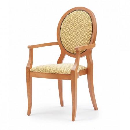 Lascari arm dining chair
