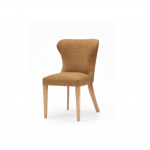 Versatile Jesolo works as a desk, bedroom or dining chair in hotels and care homes