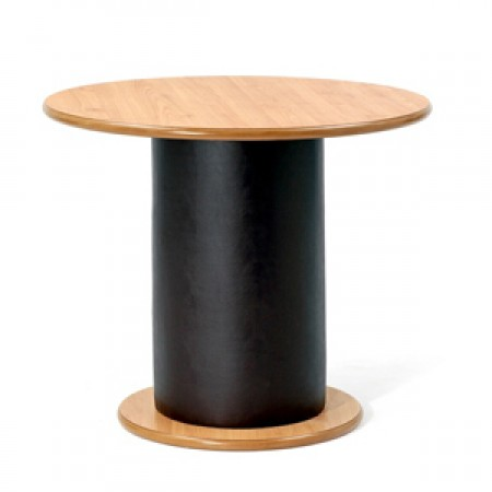 Dining table, pedestal, extreme