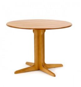 Round, Pedestal