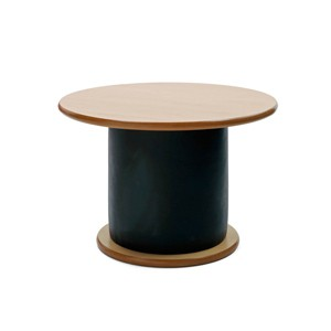 Coffee table, pedestal, extreme