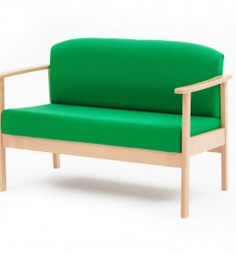 Oxford arm, 2 seater