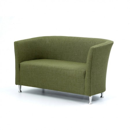 Jura tub - metal leg tub chair