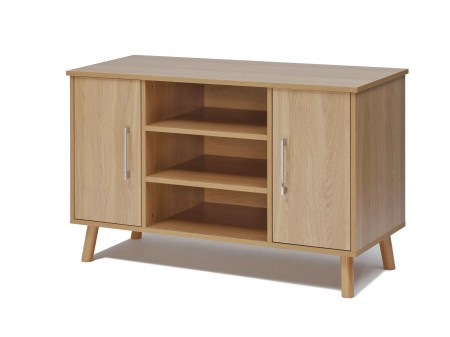 Manhattan Sideboard, high, 3 shelf