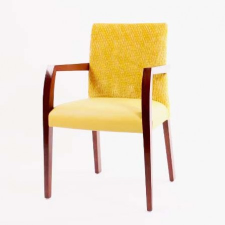 Rapallo arm dining chair
