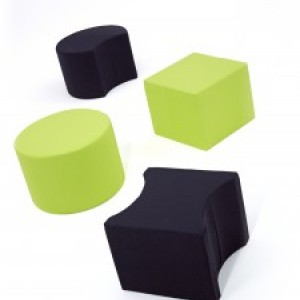 Reception Furniture/Breakout Furniture - Contemporary Pod Seating