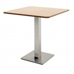 Bistro Table With Metal Base - Craftwork Adds The Brive Table To Its Range