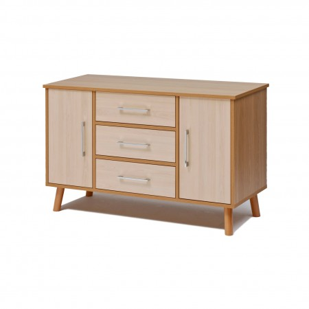 Manhattan Sideboard, high, 3 drawer