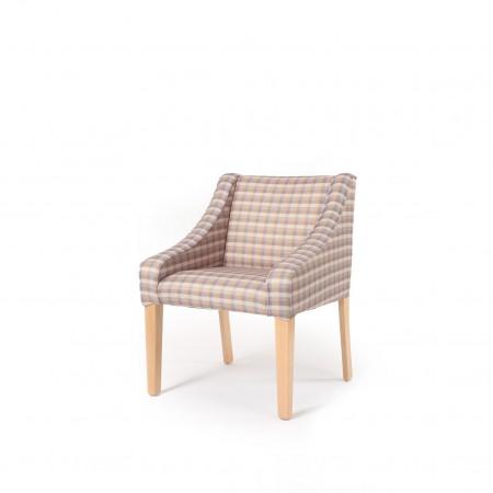 Rathlin hotel tub chair in SMD ILIV Morgan fabric
