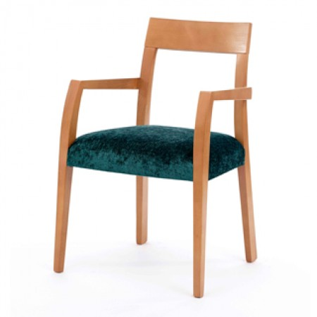 Rimini arm dining chair