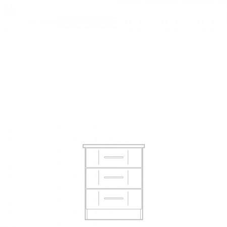 Geneva Bedside cabinet
