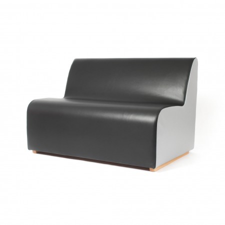 Weighted foam 2 seater for challenging behaviour settings eg autism