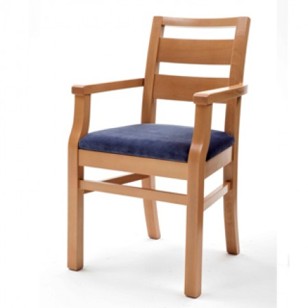 Palmanova extreme upholstered arm chair