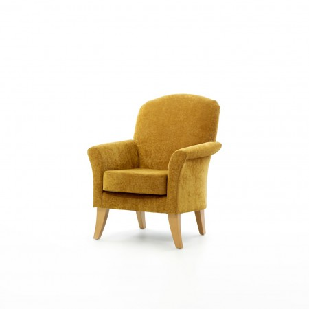 Grange Highback Contract Chair for care homes and hotels