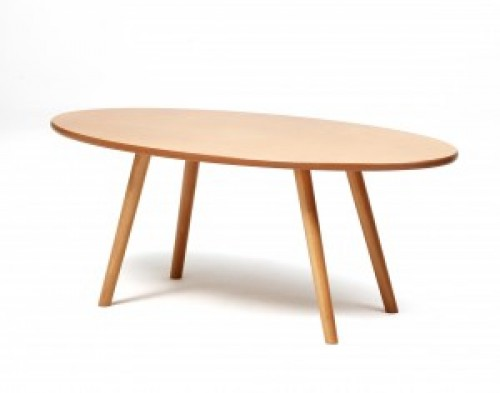 Care Home Furniture - Coffee Table With Slim Legs Added To The Manhattan Furniture Range