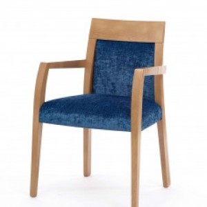 Hotel Furniture - Ravenna Makes An Ideal Hotel Chair For Dining Or The Bedroom