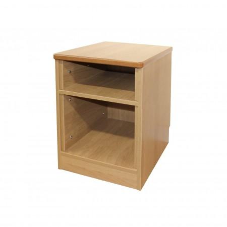 Bedsdie Cabinet - Open