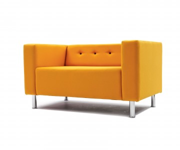 Student Furniture - Contemporary Student Sofa & Matching Chairs Added To Craftwork's Student Range