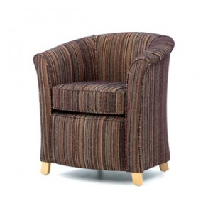 Somerset tub chair