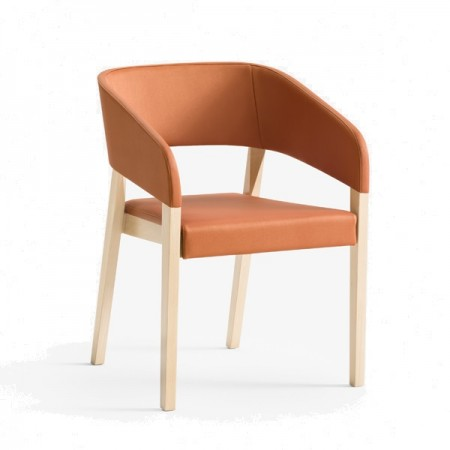 Forio arm dining chair