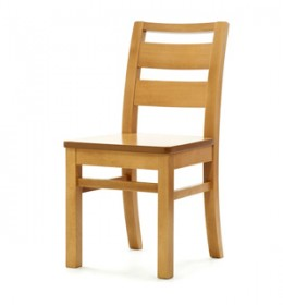 Palmanova polished side chair