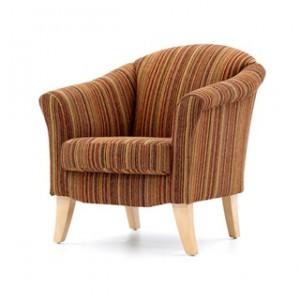 Manor tub chair