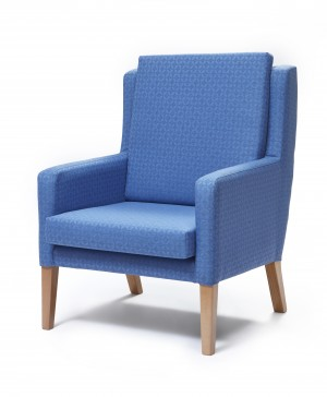 Colonsay high back bariatric lounge chair