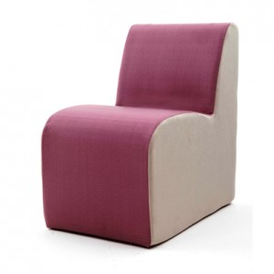 Foam extreme easy chair