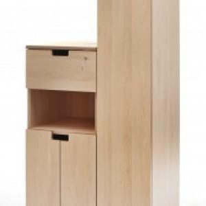 Hospital Furniture - New Hospital Bedside Cabinet With Hospital Wardrobe Option