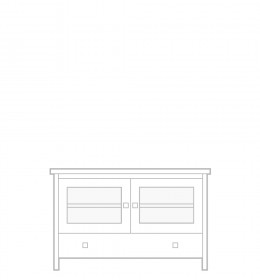 TV unit, large